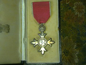 Full shot of a MBE including the case it is gi...