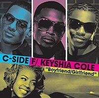 C-Side feat Keyshia Cole - Boyfriend Girlfriend
