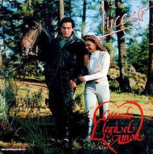 Cuando llega el Amor (album)