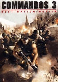 Commandos 3 - Destination Berlin Coverart.png