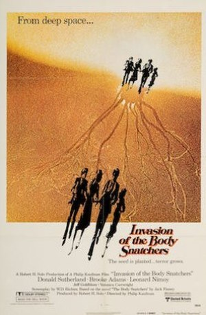 Invasion of the Body Snatchers (1978 film)