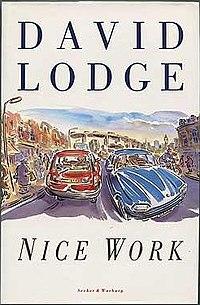 Hardback cover of Nice Work