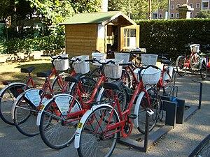 Bike-hiring service