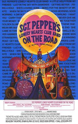 Sgt. Pepper's Lonely Hearts Club Band on the Road