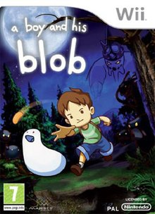 A Boy And His Blob Wikipedia