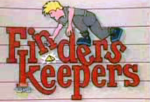Finders Keepers (game show)