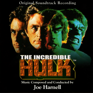 The Incredible Hulk: Original Soundtrack Recording