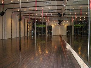 FG pole dancing studio