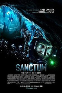 FILM REVIEW: SANCTUM