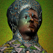 Yeasayer, Odd Blood Album Cover