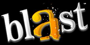 Blast! Logo