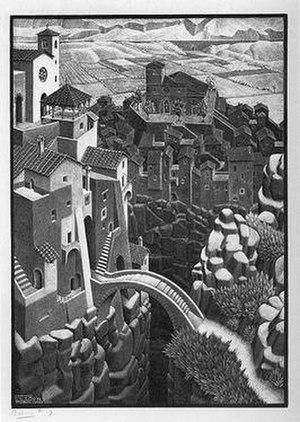 The Bridge (M. C. Escher)