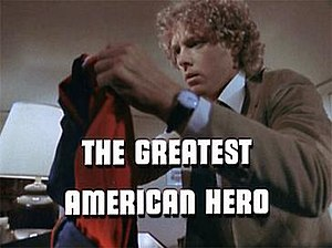 The Greatest American Hero