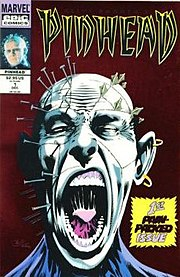 Cover to Pinhead #1.