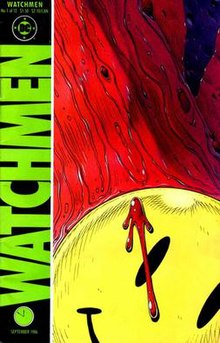 Image result for watchmen