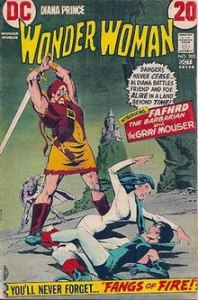 Fafhrd and the Gray Mouser   Wikipedia Comics adaptations edit