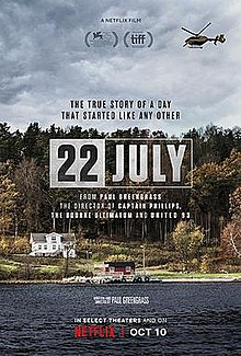 Image result for paul greengrass 22 july