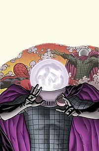 silver age mysterio art by steve ditko