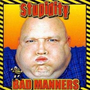 Stupidity (Bad Manners album)