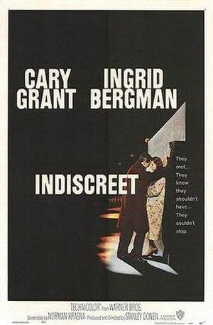 Indiscreet (1958 film)