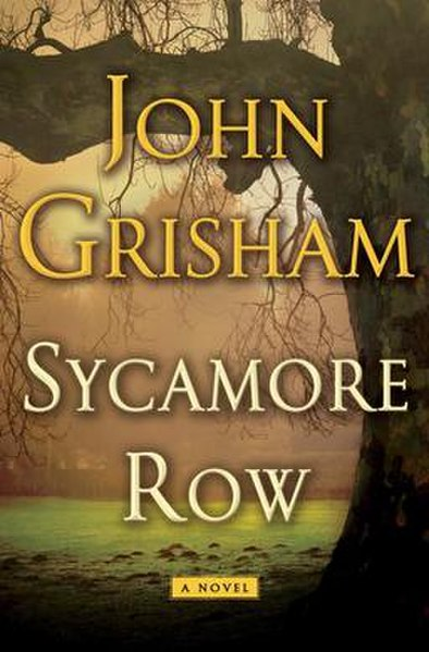 File:Sycamore Row - cover art of hardcover book by John Grisham.jpg