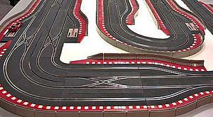 Digital track (SCX, 1995). Digital technology ...