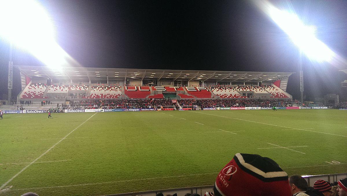Ravenhill Stadium Wikipedia