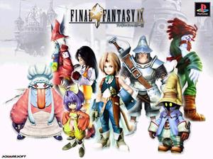 The main playable characters of Final Fantasy ...
