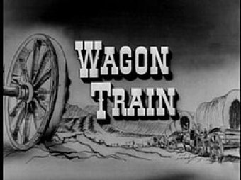 Image result for wagon train tv series