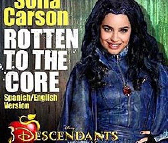 Sofia Carson Rotten To The Core Jpg