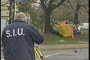 The SIU investigates an accident