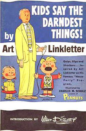 1957 edition illustrated by Charles Schulz