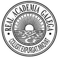 Logo of the Royal Galician Academy