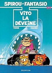 Vito la Déveine, 1991, by Tome & Janry