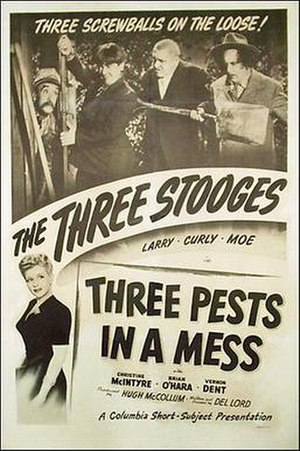 Three Pests in a Mess