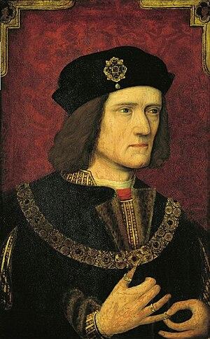 Richard III Royal Collection