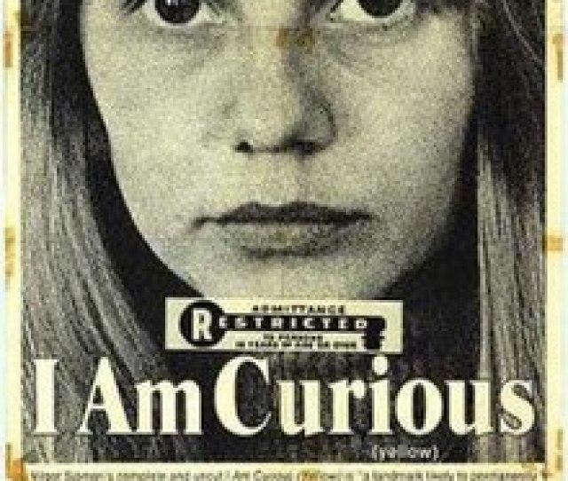I Am Curious Yellow Curiousyellowposter Jpg