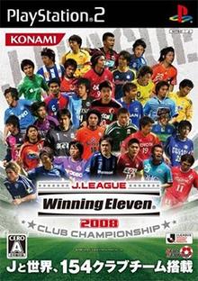 JLeague Winning Eleven 2008 Club Championship Wikipedia