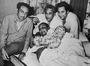 The Ganguly brothers - Anoop Kumar, Ashok Kuma...