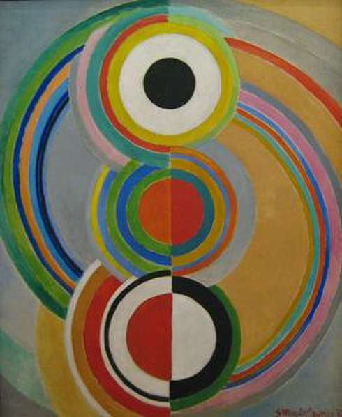 File:Sonia Delaunay, Rythme, 1938.jpg