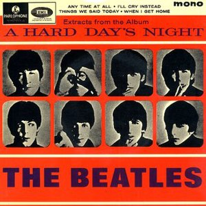 Extracts from the Album A Hard Day's Night, an...
