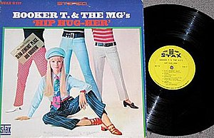 Hip Hug-Her by Booker T. & The MG's (1967), sh...