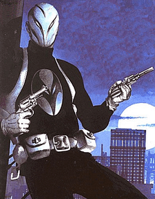 Night Raven, o herói pulp da Marvel UK