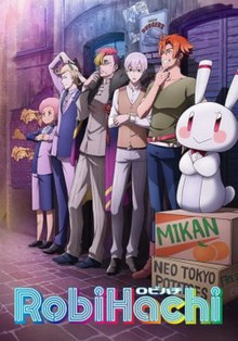 Download RobiHachi Subtitle Indonesia