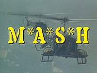 M*A*S*H title screen
