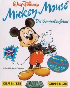 Mickey Mouse The Computer Game Wikipedia
