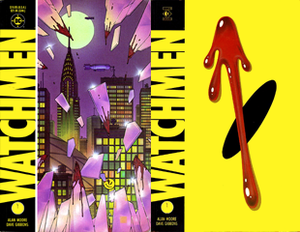 Cover art for the 1987 U.S. (right) and U.K. (...