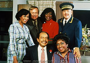 The Jeffersons in 1984