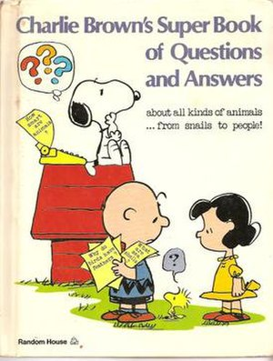 Charlie Brown's Super Book of Questions and An...