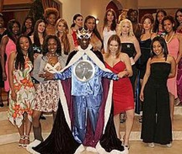 The Cast Of Flavor Of Love